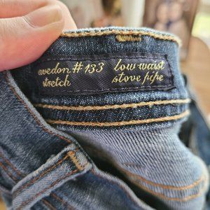 Citizens of Humanity Jeans - Citizens of Humanity avedon #133 stove pipe jeans